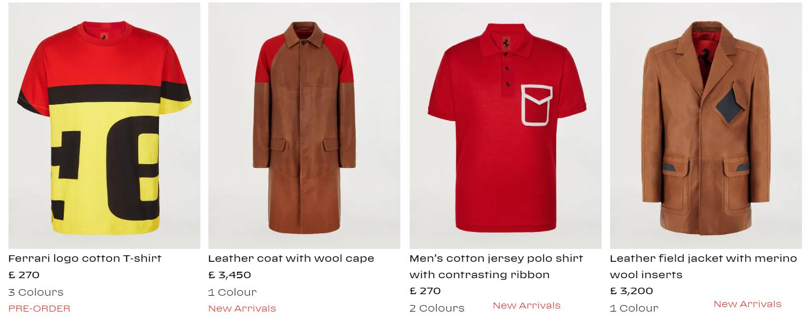 Ferrari=collection