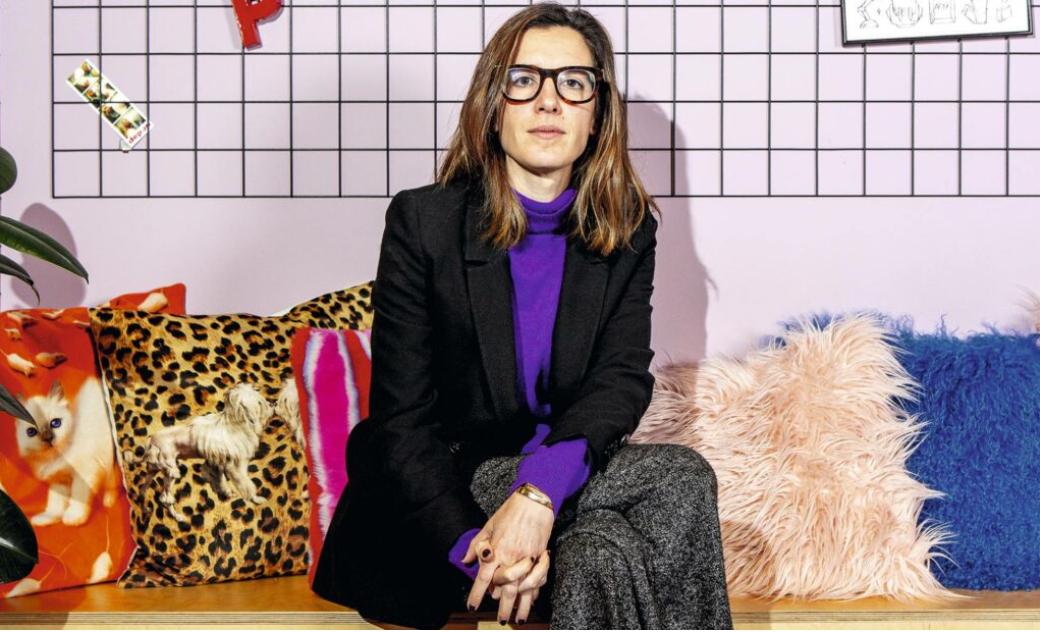 María Raga, CEO of Depop - Manuel Vázquez
