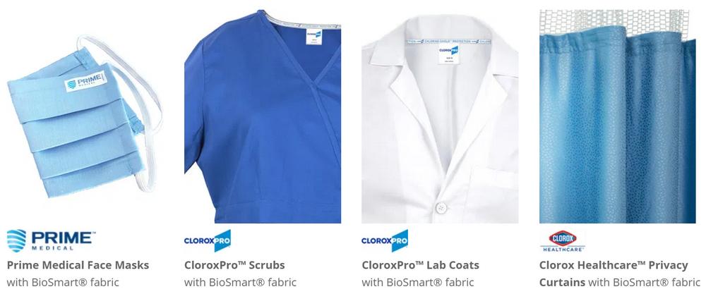 Prime medical fabrics