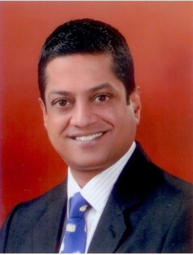 Ashwin Chandran SIMA Chairman