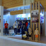 The textile industry of Turkmenistan presented its achievements at the exhibition of export products