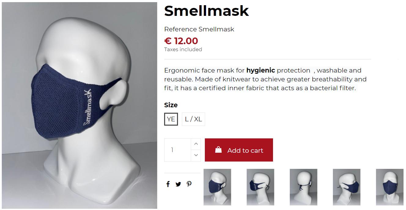 smellmask