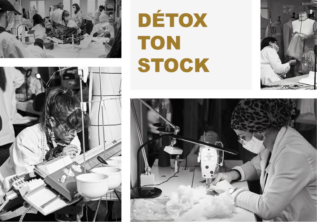 Detox Ton Stock