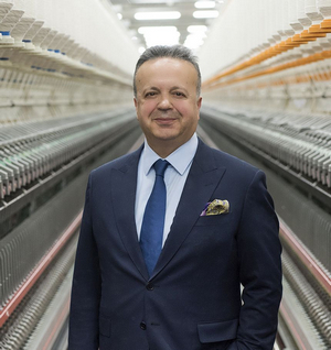İsmail Gülle - Chairman of Turkish Exporters Assembly