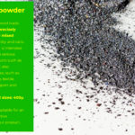 Biocrystal® powder - a 100% natural stress relief bedding component