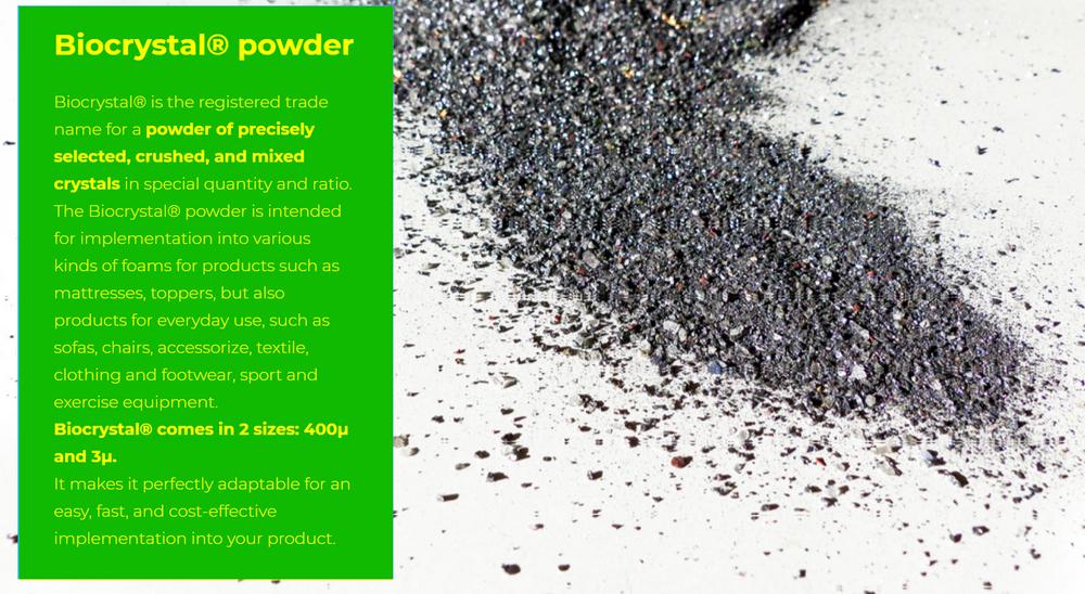 biocrystal powder