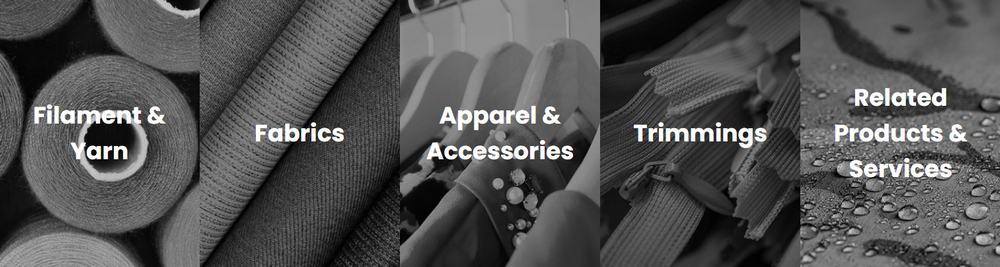 taiwan suppliers of textile and apparel